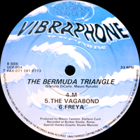 Bermuda Triangle EP B-Side